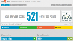 test-html5-browser